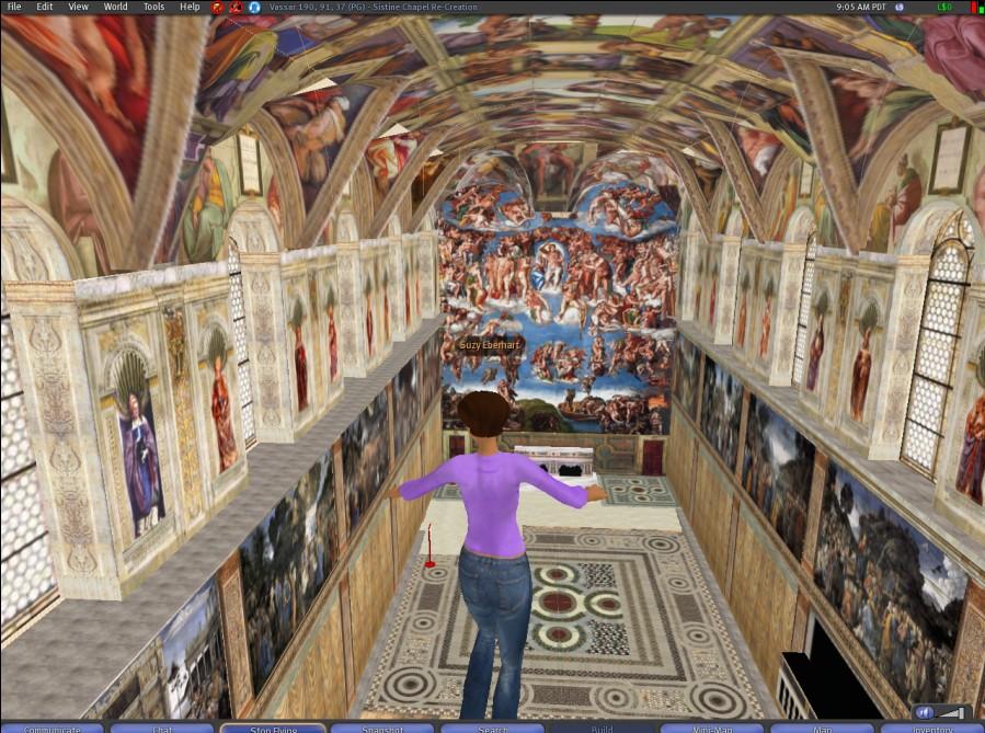 Floor To Ceiling Paintings